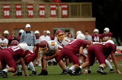 Menlo Atherton Bears Frosh/Soph vs.Sacred Heart Prep 2010-10-23