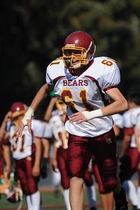 Menlo Atherton Bears Fros/Soph vs.San Mateo Bearcats 2010-09-30