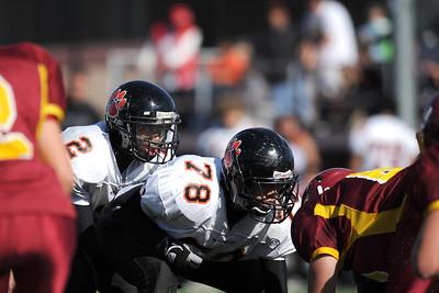Menlo Atherton Bears Frosh/Soph vs. Woodside 2010-11-13