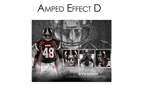 Amped D