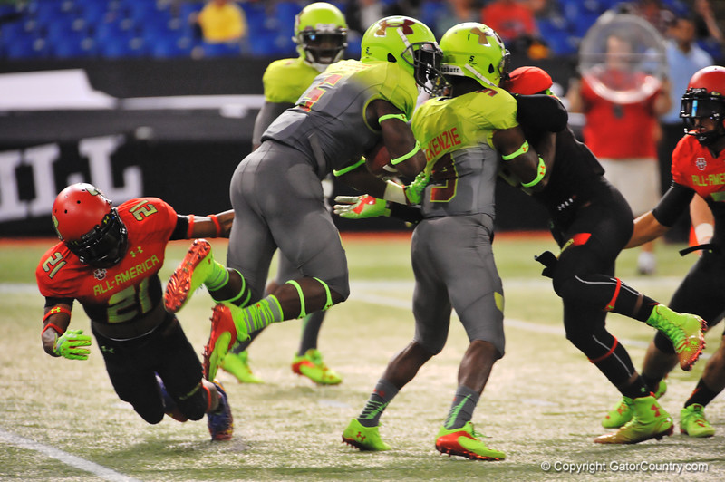 Under Armour All American Game