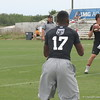 Gainesville high school wide receiver Kenric Young.