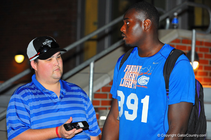 Offensive tackle Isaiah Prince