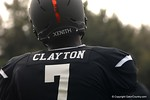 Defensive End Antonneous Clayton at Under Armour All-American Practice Day One. GatorCountry photo by Kassidy Hill