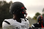 Wide receiver Nate Craig-Myers at Under Armour All-American Practice Day One. GatorCountry photo by Kassidy Hill