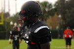 Florida Gators defensive back commit Chauncey Gardner at Under Armour All-American Practice Day One. GatorCountry photo by Kassidy Hill