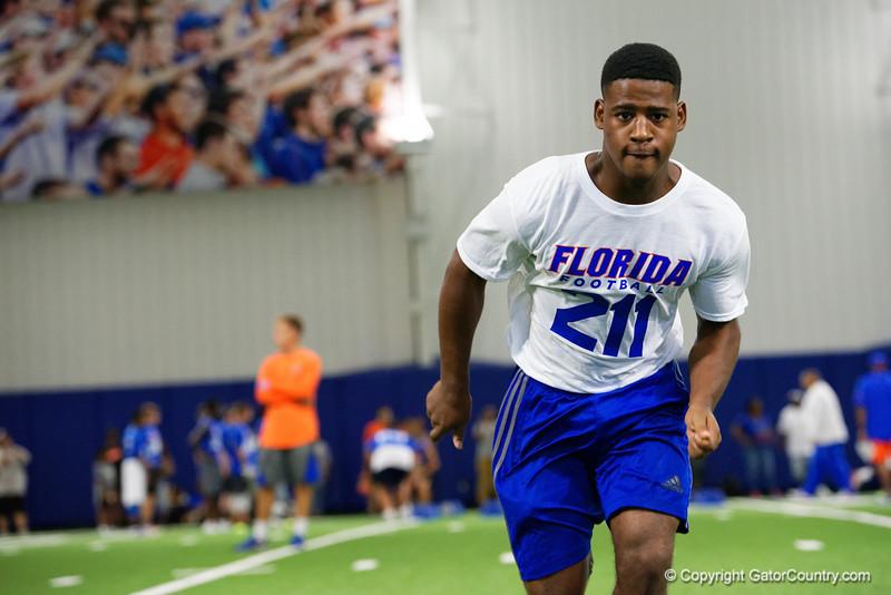 University of Florida Gators Friday Night Lights Football Camp 2017