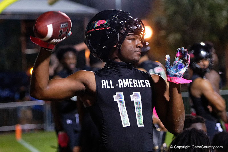 Florida Gators Recruiting 2018  Under Armour All America Practice Day 1
