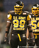 Greenwood, S.C. (Greenwood HS) defensive tackle Kelcy Quarles lines up during the first half of the U.S. Army All-American Bowl on Saturday, January 9, 2010 at the Alamodome in San Antonio, Texas. / Gator Country photo by Tim Casey