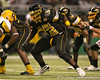 Olive Branch, Miss. (Olive Branch HS) offensive lineman Shon Coleman blocks during the second half of the U.S. Army All-American Bowl on Saturday, January 9, 2010 at the Alamodome in San Antonio, Texas. / Gator Country photo by Tim Casey