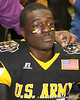 Oaltewah, Tenn. (Oaltewah HS) linebacker Jacques Smith signs autographs after the U.S. Army All-American Bowl on Saturday, January 9, 2010 at the Alamodome in San Antonio, Texas. / Gator Country photo by Tim Casey