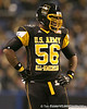 Atlanta (Douglass HS) defensive tackle Garrison Smith lines up during the first half of the U.S. Army All-American Bowl on Saturday, January 9, 2010 at the Alamodome in San Antonio, Texas. / Gator Country photo by Tim Casey