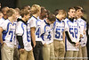 Members of a national 8th grade all-star team are presented during the second half of the U.S. Army All-American Bowl on Saturday, January 9, 2010 at the Alamodome in San Antonio, Texas. / Gator Country photo by Tim Casey