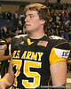 Palatine, Ill. (Fremd HS) offensive lineman Christian Lombard talks with teammates after the U.S. Army All-American Bowl on Saturday, January 9, 2010 at the Alamodome in San Antonio, Texas. / Gator Country photo by Tim Casey
