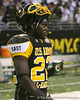 West Palm Beach, Fla. (Dwyer HS) defensive back Matt Elam walks to talk with teammates after the U.S. Army All-American Bowl on Saturday, January 9, 2010 at the Alamodome in San Antonio, Texas. / Gator Country photo by Tim Casey