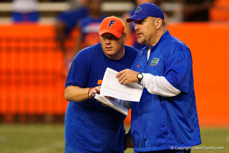 Geoff Collins and Greg Nord