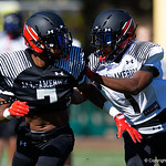 University of Florida Gators recruit safety Olaijah Griffin during the first day of practice for the 2017 Under Armour All-America High School Football Game at the ESPN Wide World of Sports in Orlando, Florida  December 31st, 2017. Gator Country photo by David Bowie.