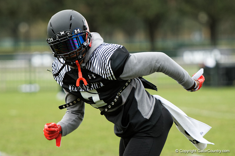 Florida Gators Recruiting 2017  Under Armour All America Practice Day 3
