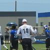 Team Tampa QB Chase Litton