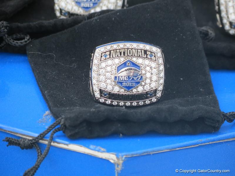 National Championship ring