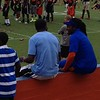 VH III on left with Marcell Harris on right