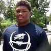 2015 Albany (Ga.) Westover High School defensive tackle Trent Thompson