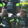 Khairi Clark and Anthony Moten