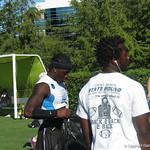 CB Duke Dawson (left) Dalvin Cook (right)
