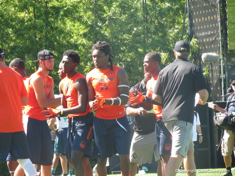 QB Will Grier and WR Ermon Lane