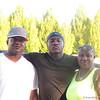 Duke Dawson and his family