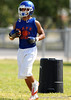 Class of 2010 University of Florida prospect Spencer Boyd of Cape Coral High School works out on the second day of Spring practice on Saturday, May 2, 2009 in Cape Coral, Fla. / Gator Country photo by Casey Brooke Lawson
