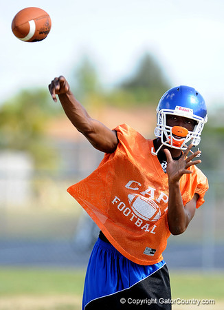Photo Gallery: 2010 Commitment Jaylen Watkins, Cape Coral High School, 5/2/09