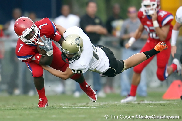 Photo Gallery: Plant HS at Manatee HS, 8/27/10