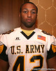 Plano, Texas (Plano West HS) defensive end Jackson Jeffcoat poses for a photo after the fourth day of practice for the U.S. Army All-American Bowl on Thursday, January 7, 2010 at the Grand Hyatt Hotel in San Antonio. / Gator Country photo by Tim Casey