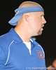 Southeast High School offensive line coach Daniel Bradshaw looks on during the Venice Indians' 34-10 win against the Seminoles on Friday, October 2, 2009 at John Kiker Memorial Stadium in Bradenton, Fla. / Gator Country photo by Tim Casey
