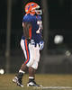 during the Venice Indians' 34-10 win against the Southeast Seminoles on Friday, October 2, 2009 at John Kiker Memorial Stadium in Bradenton, Fla. / Gator Country photo by Tim Casey