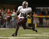 photo by Tim Casey<br /> <br /> Greg Reid runs upfield during the Lowndes County High School Vikings' 14-7 win against the Valdosta Wildcats in the Winnersville Classic on Friday, October 10, 2008 at Cleveland Field at Bazemore-Heyder Stadium in Valdosta, Ga.