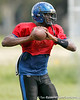 QB Darryl Richardson during the Armwood Hawks' practice on Monday, August 15, 2011 at Armwood High School in Seffner, Fla. / Gator Country photo by Tim Casey
