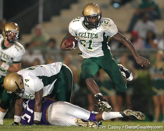 Photo Gallery: Trinity Catholic at GHS, 9/3/09