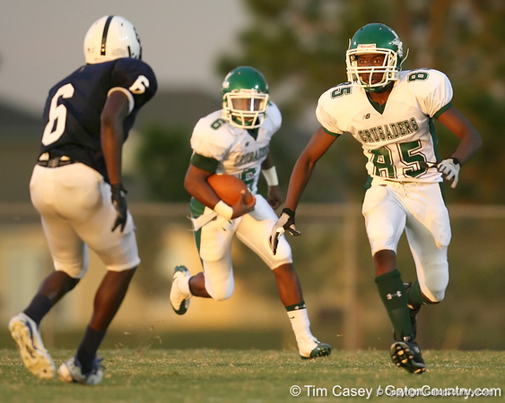 Photo Gallery: Tampa Catholic at South Lake, 9/4/09