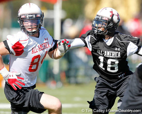 Photo Gallery: Under Armour All-America Game practice, 1/4/12