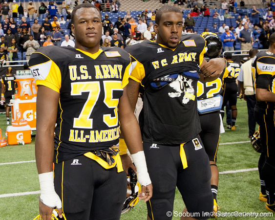 Photo Gallery: U.S. Army All-American Bowl, 1/7/12