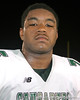 Tampa (Tampa Catholic HS) offensive lineman Chaz Green poses for a photo after the Crusaders' 28-14 win against the South Lake Eagles on Friday, September 4, 2009 at South Lake High School in Groveland, Fla. / Gator Country photo by Tim Casey