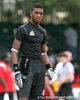 Bradenton (Southeast HS) safety Jonathan Dowling works out during the inaugural ESPN RISE Games' Gridiron Kings 7-on-7 tournament on Saturday, July 25, 2009 at Disney's Wide World of Sports Complex in Lake Buena Vista, Fla. / Gator Country photo by Tim Casey
