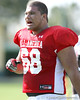 photo by Tim Casey<br /> <br /> DT Corey Adams (undecided) works out during the first day of practice leading up to the Under Armour All-America Game on Wednesday, December 31, 2008 at Disney's Wide World of Sports Complex in Lake Buena Vista, Fla.