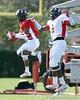 photo by Tim Casey<br /> <br /> Cornerback Branden Smith (undecided) works out during the first day of practice leading up to the Under Armour All-America Game on Wednesday, December 31, 2008 at Disney's Wide World of Sports Complex in Lake Buena Vista, Fla.
