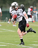 photo by Tim Casey<br /> <br /> Team Click-Clack tight end Blake Ayles (Orange, Ca. - USC commitment) works out at the first day of practice for the Under Armour All-America High School Football Game on Monday, December 31, 2007 at Disney's Wide World of Sports Complex in Lake Buena Vista, Fla. The game will be played on Jan. 5, 2008.