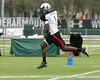 photo by Tim Casey<br /> <br /> Team Click-Clack wide receiver A.J. Green (Ridgeville, S.C. - Georgia commitment) works out at the first day of practice for the Under Armour All-America High School Football Game on Monday, December 31, 2007 at Disney's Wide World of Sports Complex in Lake Buena Vista, Fla. The game will be played on Jan. 5, 2008.