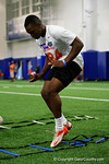 as the Gators host their annual Friday Night Lights camp at Ben Hill Griffin Stadium and Indoor Practice Facility.  July 22nd, 2016.  Gator Country Photo by David Bowie.