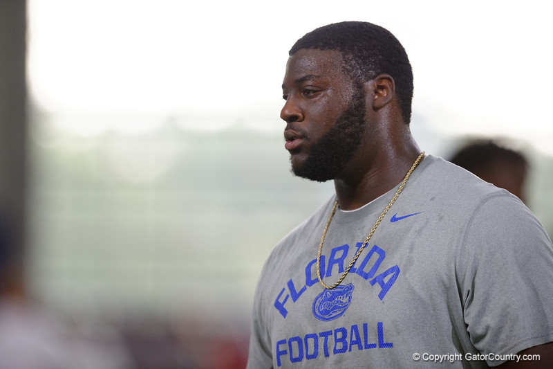 University of Florida Gators Friday Night Lights Football Camp 2016